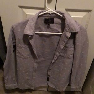 United By Blue Women's Rae Geo Button Down